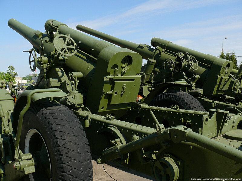 40а. Гаубица Б-4М 203-мм.1931. 08.05.08.1.JPG