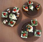 Оформление блюда: Конышева Елена, Прасолова Ульяна, Траханова Карина