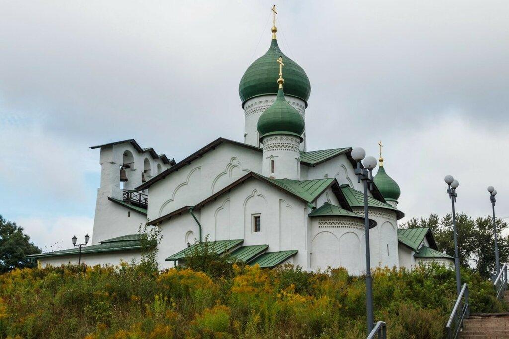 Церковь Богоявления с Запсковья