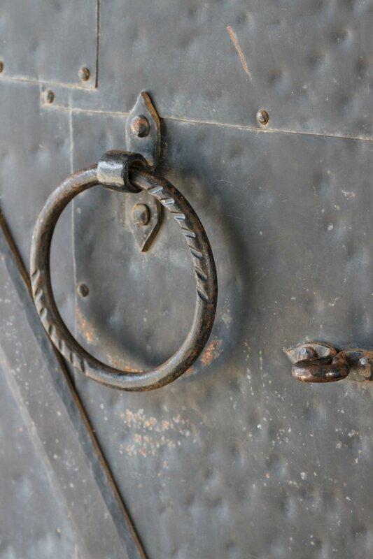 Ручка, деталь ворот