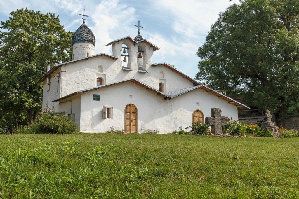 Церковь Покрова и Рождества Богородицы от Пролома, Псков