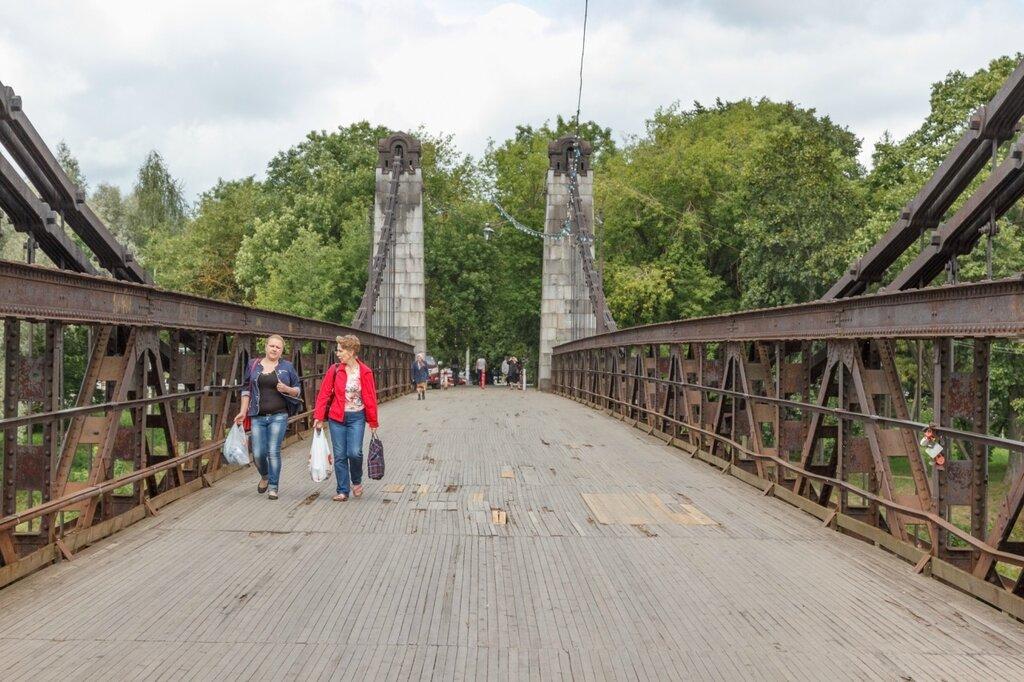 Северный цепной мост