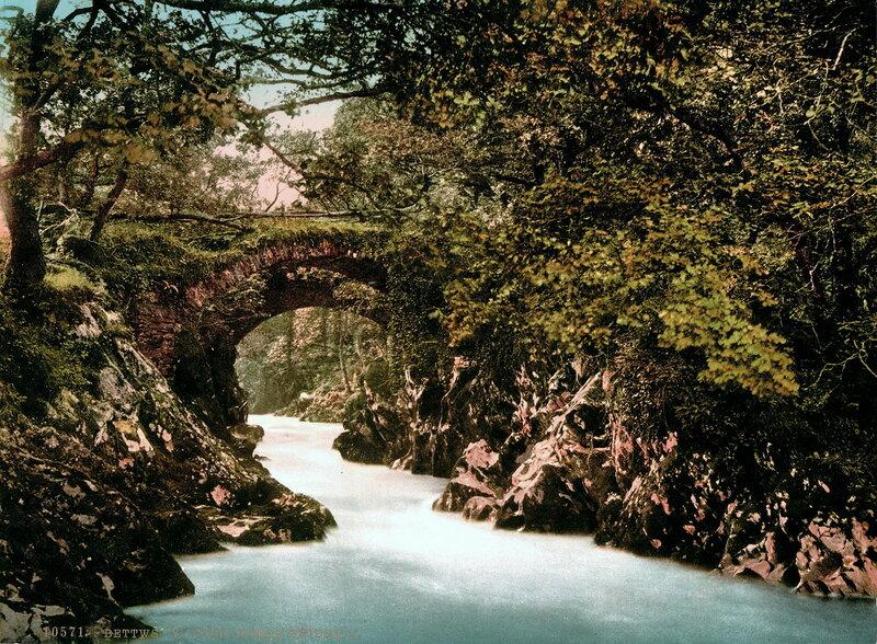 6. Бетус-и-Койд, римский мост
