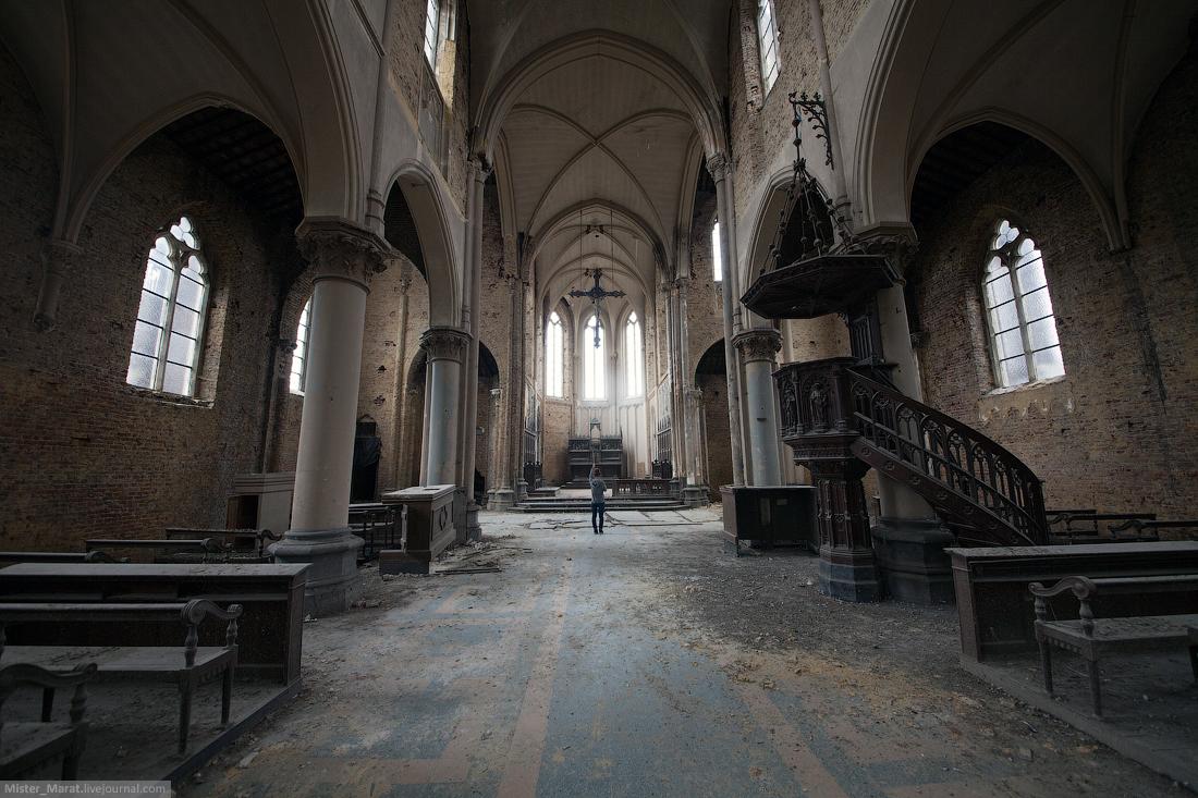Заброшенные места Бельгии, часть 1