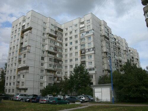 Пулковское шоссе 5к4
