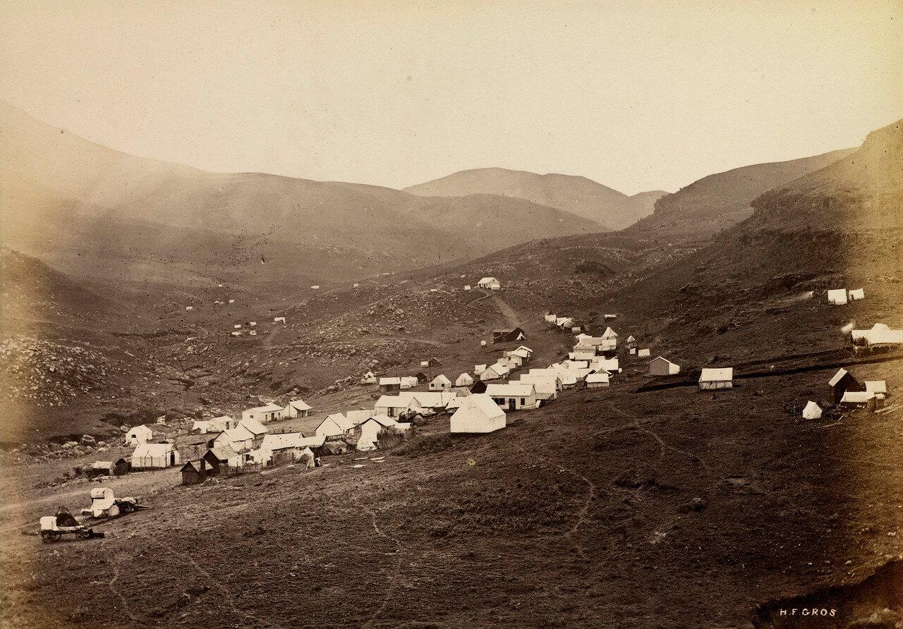 Пилгримс Рест, шатерский поселок в восточной части Трансвааля