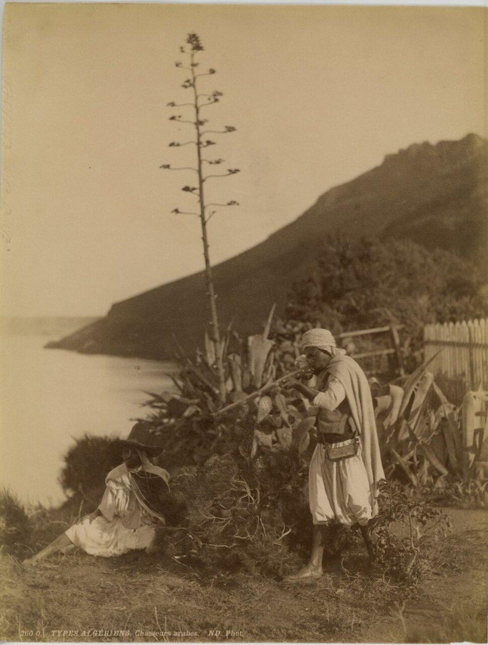 1880. Арабские Охотники