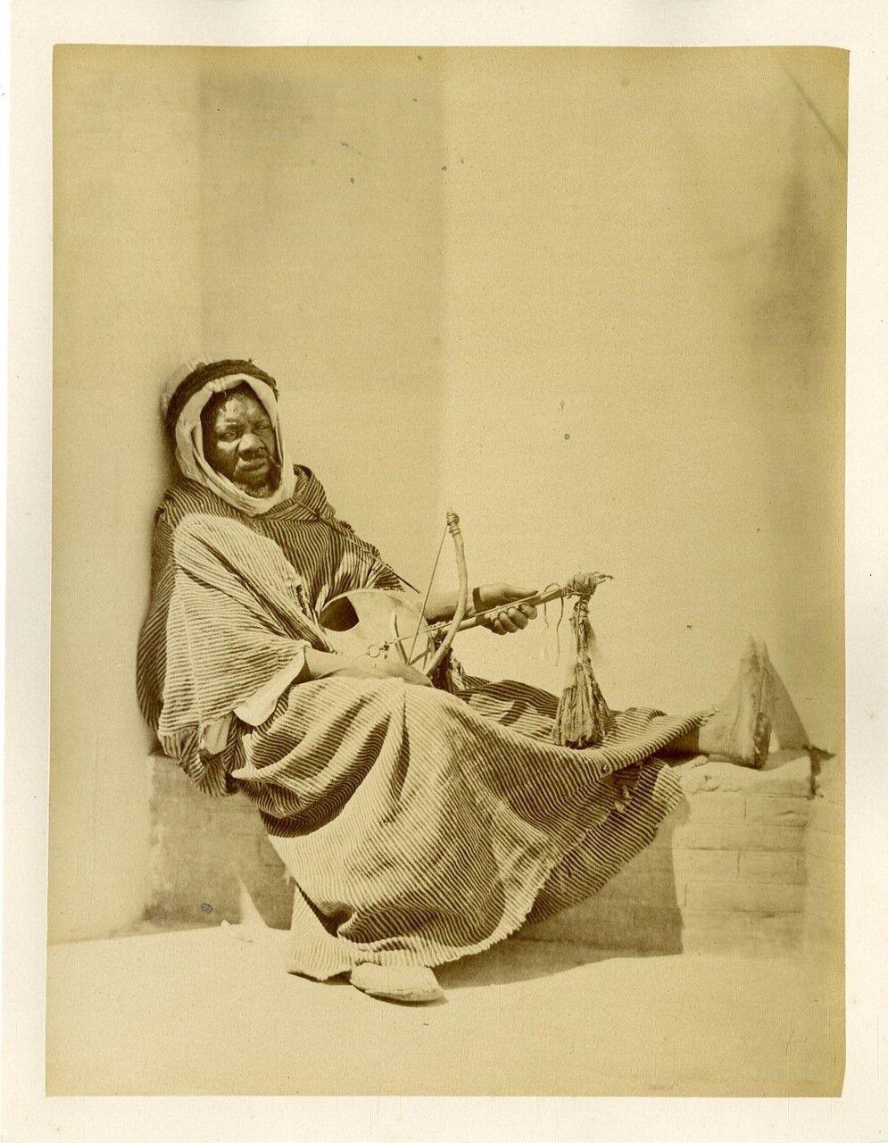 1875. Музыкант