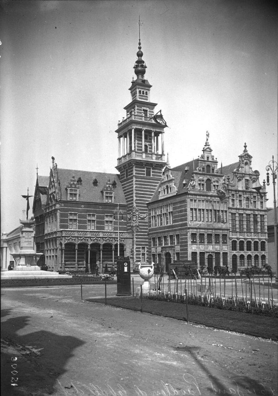 Павильон Антверпена
