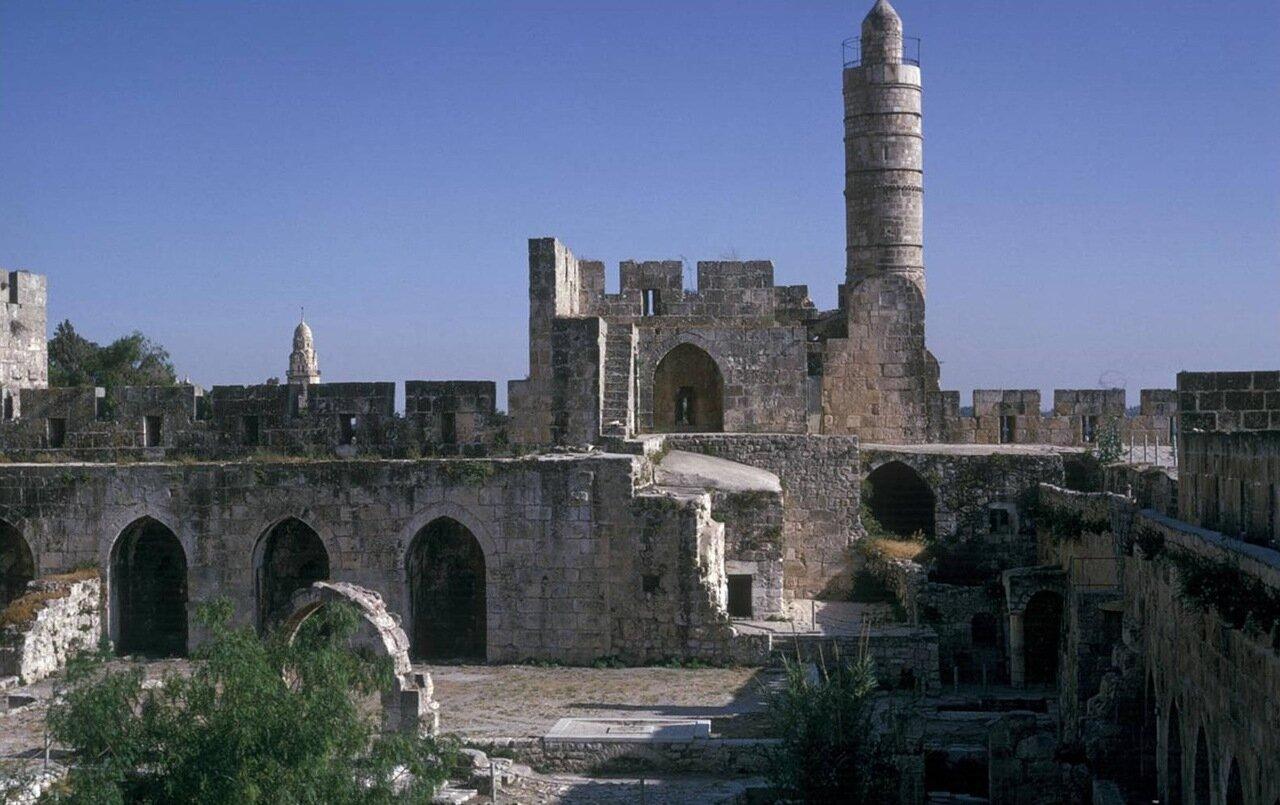 Цитадель. Башня Давида