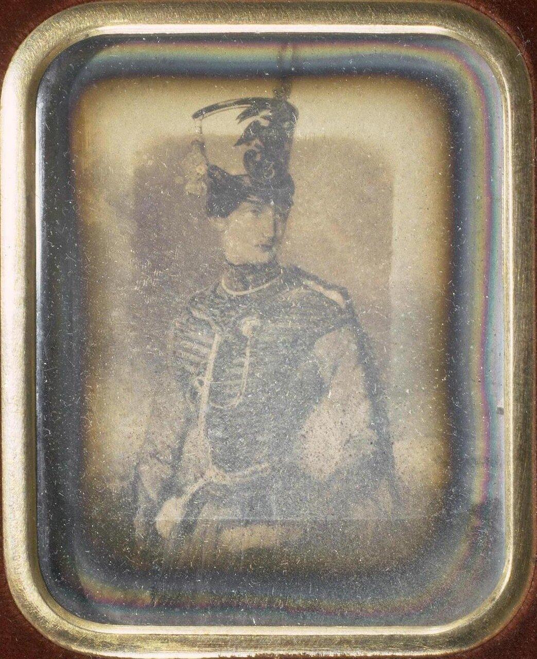 Портрет великой княжны Ольги Николаевны. 1840