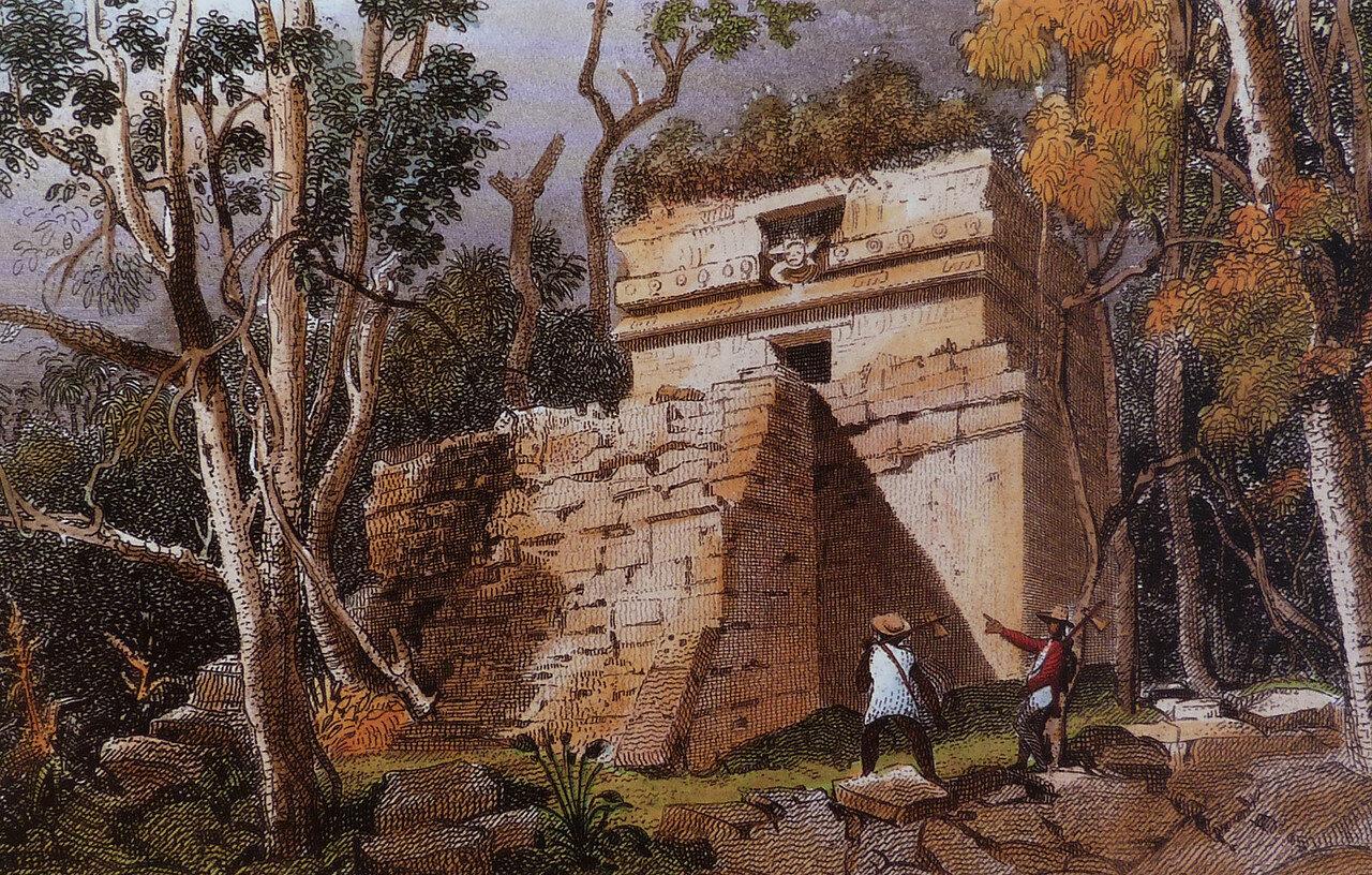 18. Тулум. Храм