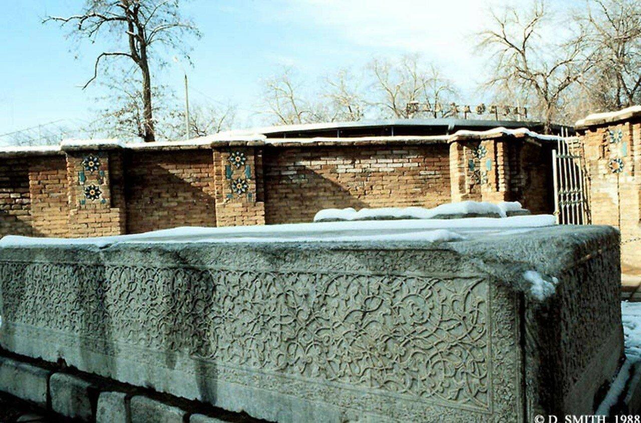 Ташкент. Мемориал жертвам землетрясения 1966