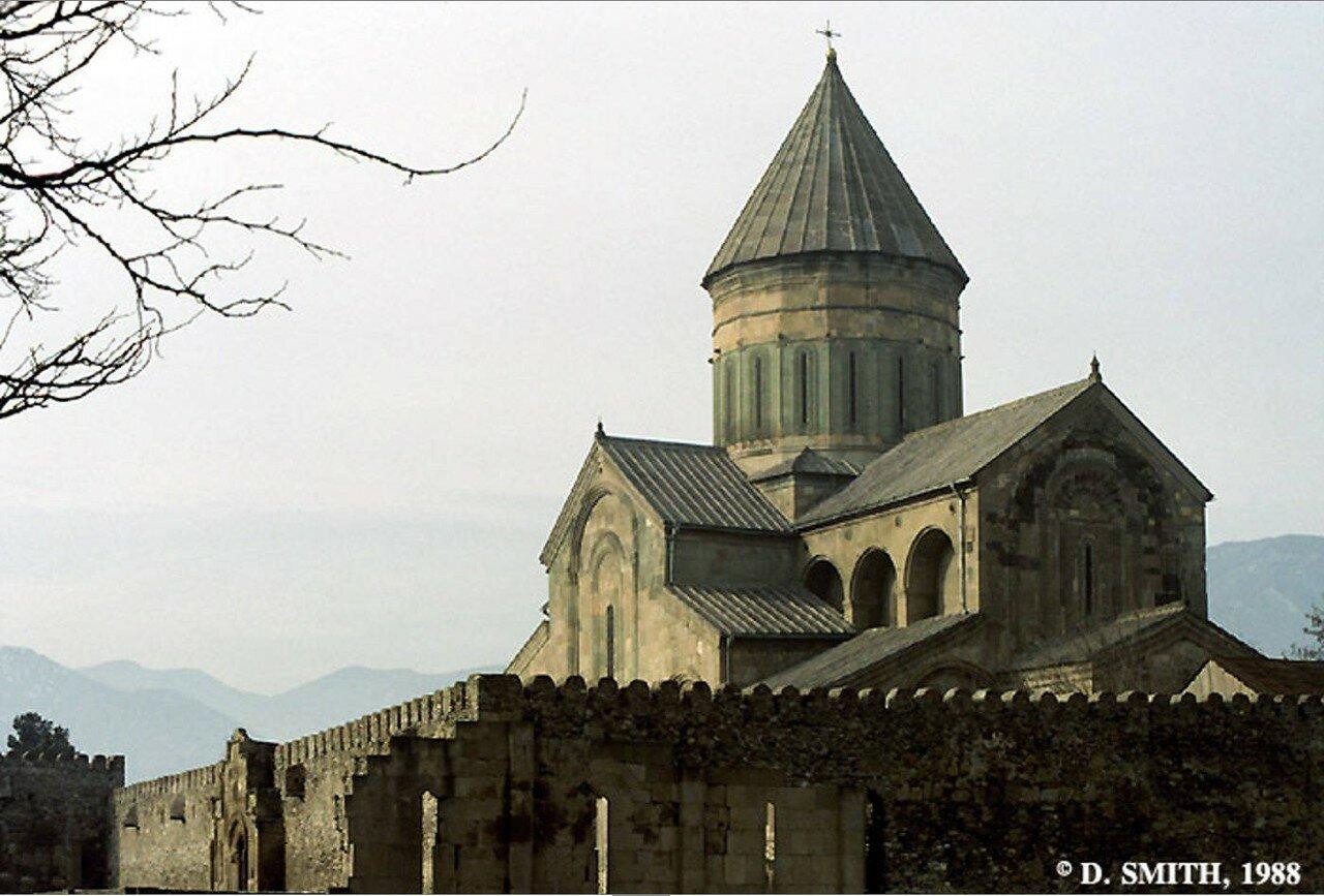 Мцхета. Патриарший собор Светицховели