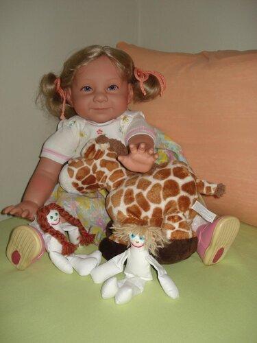 Новые куклята
