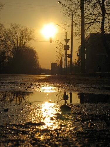 вулиця Чорно-золота