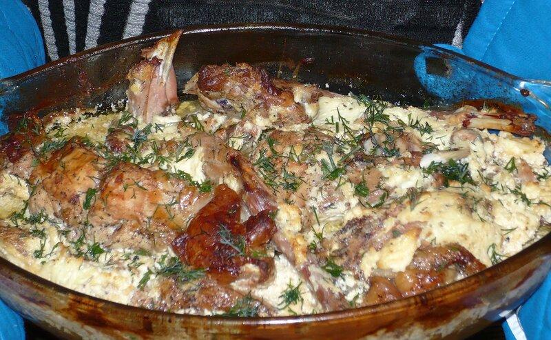 Рецепты приготовить с кролика