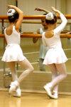 Балеринки у станка