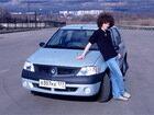 Беспроблемный Renault Logan