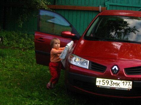 Мося о своём Renault Megane