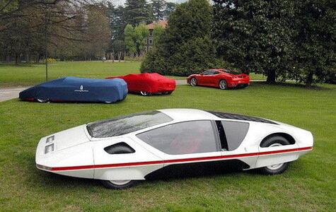 1970 Ferrari 512 S Modulo