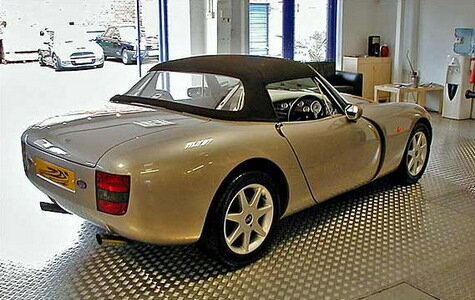 1991 TVR Griffith