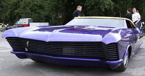 1965 Buick Riviera Lowrider Custom