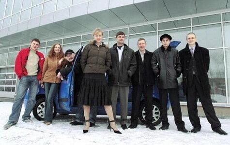 Тест-драйв Chevrolet Spark