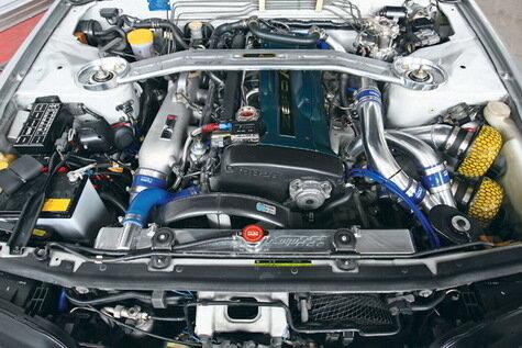 Nissan Skyline HKS Zero-R
