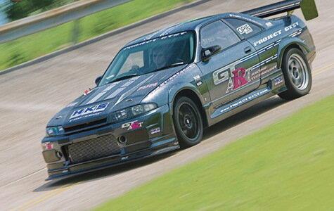 900-сильный Nissan Skyline GTS25T