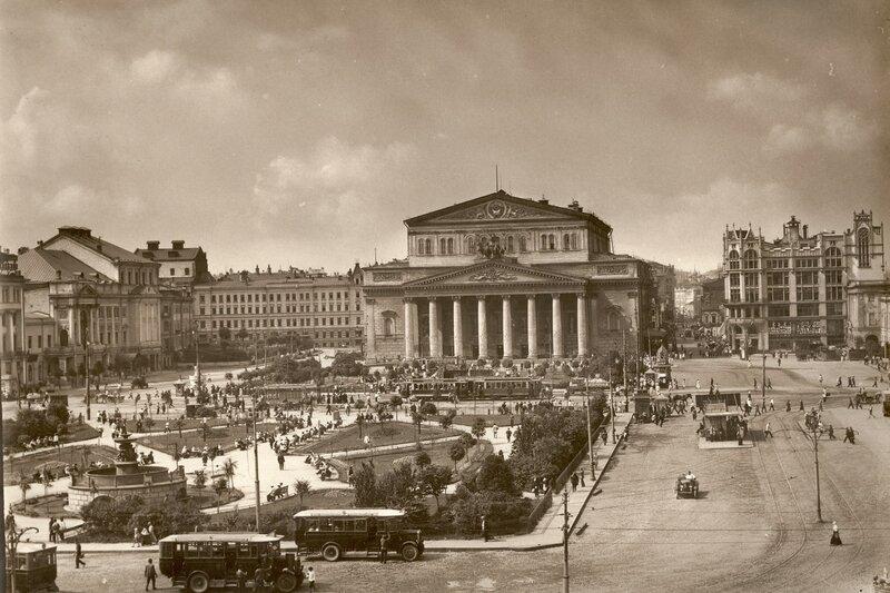 Москва 30-х