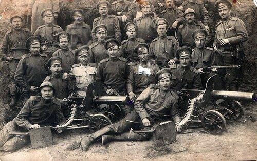 Германский фронт, май 1917 г.