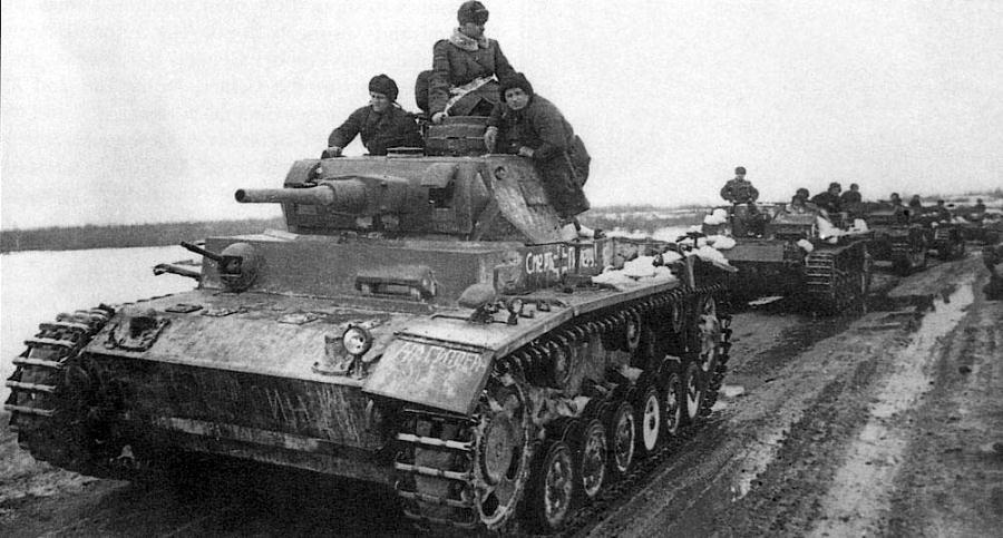Pz.Kpfw. III / StuG. III