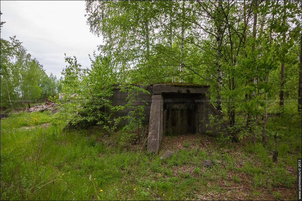 Лебяжинский железный рудник Нижний Тагил