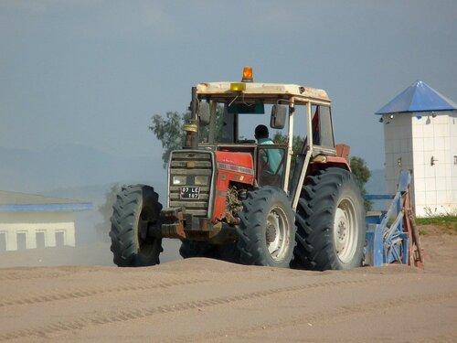 Горе-убийцу из Италии «покарал» трактор