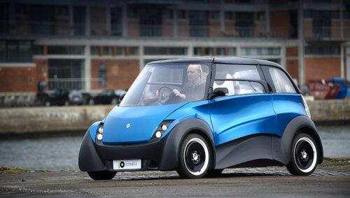 Для электромобилей создадут сверхмощные батареи из водорослей
