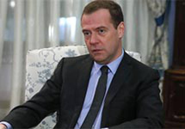 """Медведев о санкциях: """"Это плохо, но не это главное"""""""
