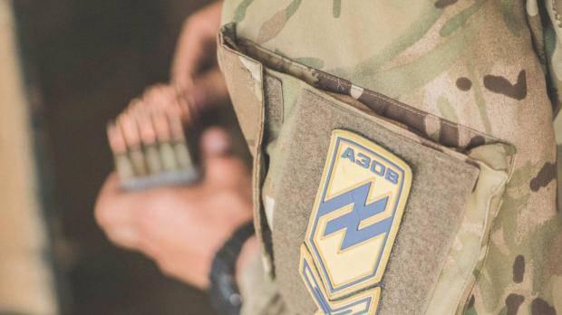 """Израильские военные в восторге от общения с бойцами """"Азова"""""""