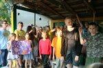 Летний выезд детей и молодежи прихода Донской иконы Божией Матери г. Мытищи в Николо-Прозорово