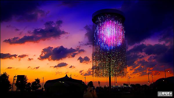 Кристальные фейерверки / Crystal Fireworks