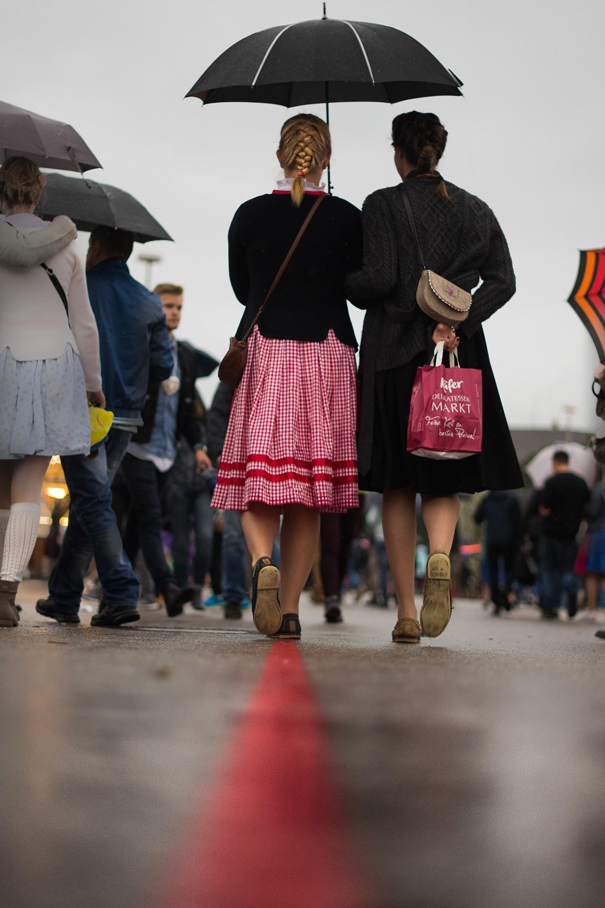 The Oktoberfest Spirit 2016