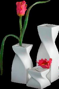 ваза с тюльпаном