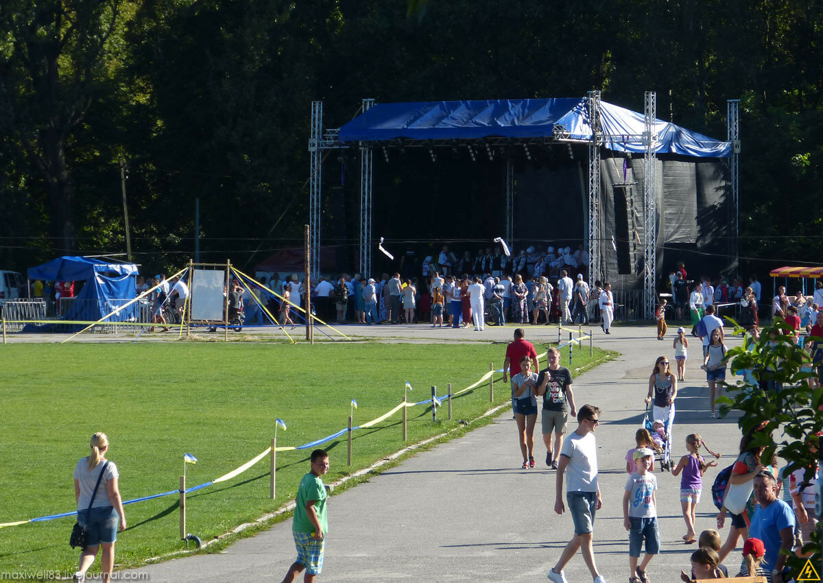 Фестиваль народної творчості �Родина� у Боярці