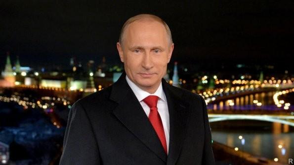 Путин вновогоднем обращении поделился секретом, как стать волшебником