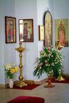 Престольный праздник Всех Святых В Земле Российской Просиявших