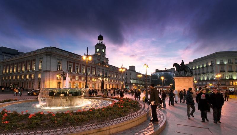 Главные достопримечательности Мадрида