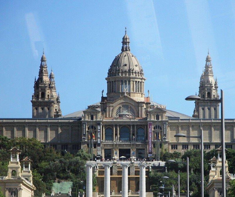 Национальный музей (Museu Nacional d'Art de Catalunya), Барселона