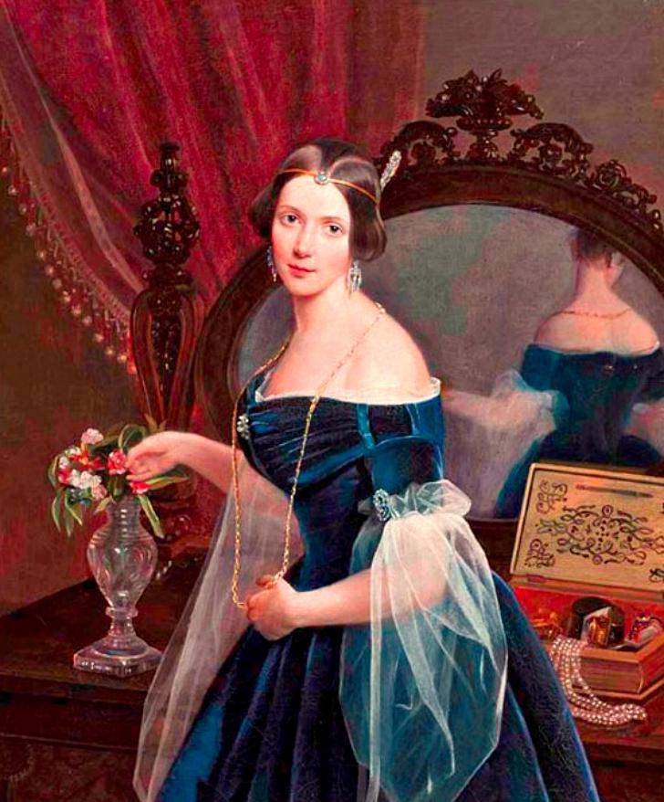 Женские журналы того времени были переполнены рекламой таблеток и микстур для исправления недостатко