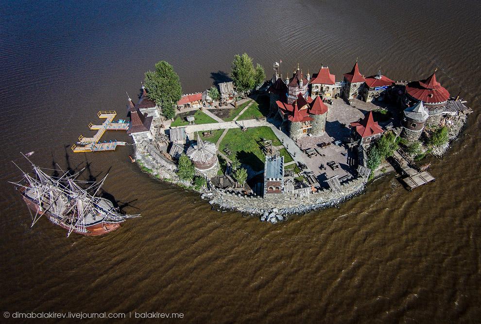21. Карелия, Ладожское озеро.