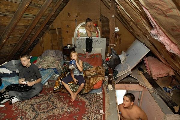 Квартира может быть идеальным местом для хранения жестяных банок и содержания «пахучих» домашних жив
